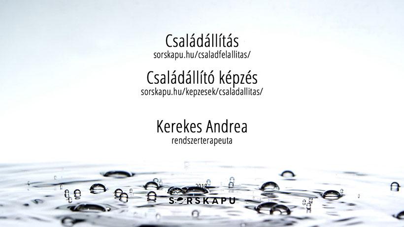 Kerekes Andrea - Asztrológus és Családállító Terapeuta - Asztrológiai képzés
